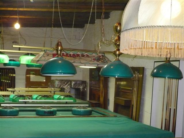 lampadari da biliardo : Vasta gamma di lampadari da biliardo classici usati,anche in stile ...